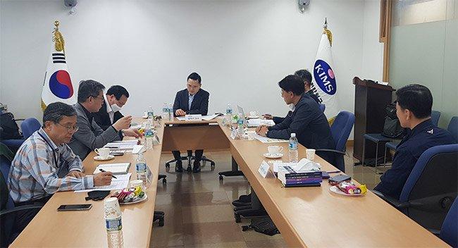 『2020-2021 동아시아 해양안보 정세와 전망』 집필 1차회의 개최