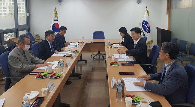 KIMS 『Periscope』의제 발굴 세미나 개최